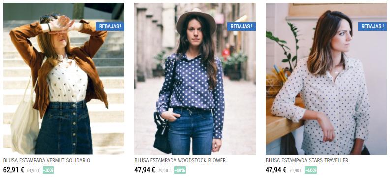 Brava Fabrics mujer