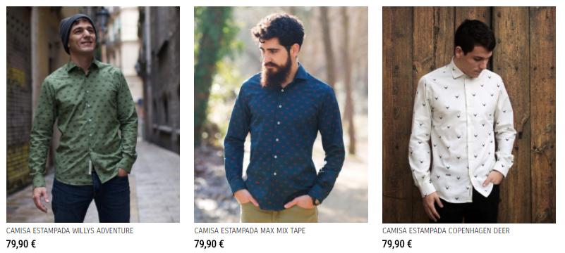Brava Fabrics Hombre