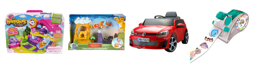 Nabumbu Toys Ofertas