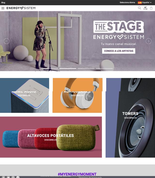 Descuento Promociones y Rebajas Energy Sistem