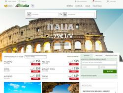 Cupón Descuento Alitalia 2018