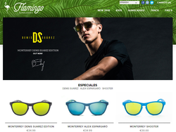Código Descuento Flamingo Sunglasses 2019
