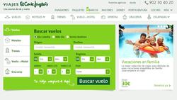Código Promocional Viajes El Corte Inglés 2018