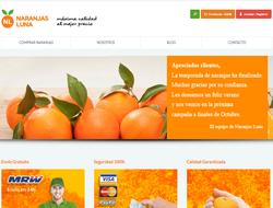 Códigos Cupón NaranjasLuna.com 2018