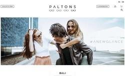 Código Descuento Paltons 2018