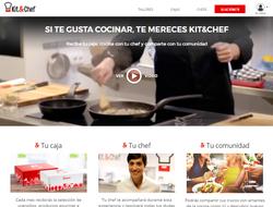 Código Descuento Kit&Chef 2019