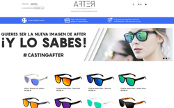 Código Descuento After Sunglasses 2019