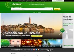 Código Promocional Europcar 2018
