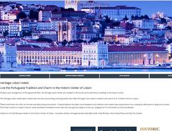 Código descuento Heritage Lisboa Hotels 2019