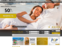 Código Promocional Palladium Hotel Group 2019