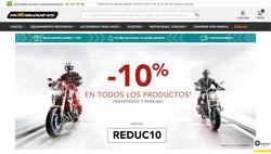 Códigos Promocionales Motoblouz 2019