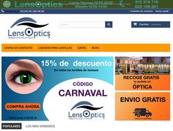 Cupones de Descuento LensOptics 2019