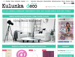 Código promocional Kulunka Deco Shop 2019