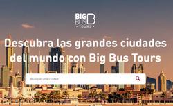 Los mejores Códigos Promocionales Big Bus Tours 2018