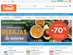 Ofertas del Día y Rebajas SuperSmart 2019