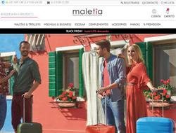 Cupón y descuento Maletia 2018
