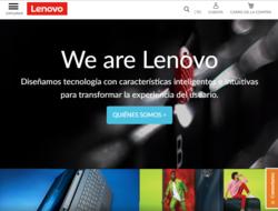 Cupón Descuento Lenovo España 2019