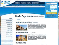Código Promocional Hoteles Playa Senator 2018