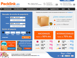 Cupón Descuento Packlink 2018