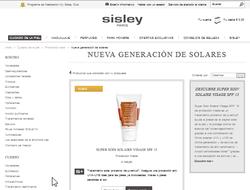 Código Promocional Sisley Paris 2018