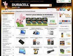 Código Promoción Duracell Direct 2018