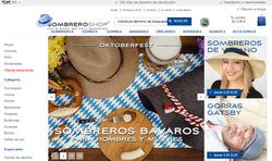 Código del Vale Sombreroshop.com 2018