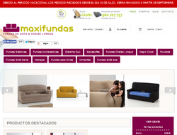 Vale Descuento MaxiFundas 2019