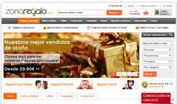 Código Descuento Zonaderegalo.com 2018