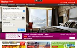 Código descuento Hoteles.com 2017