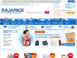 Código Promocional Rajapack 2018