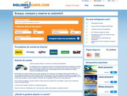 Código Promocional HolidayCars 2018
