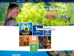 Código Descuento Sea Life 2018