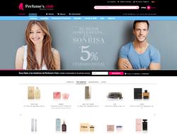 Código Descuento Perfumes Club 2018