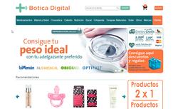 Cupón Descuento Botica Digital 2018