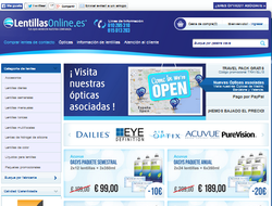 Código promocional lentillasonline.es 2019