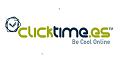 Código Promocional Clicktime