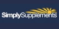 Código promocional Simply Supplements