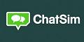 Cupones Códigos ChatSim